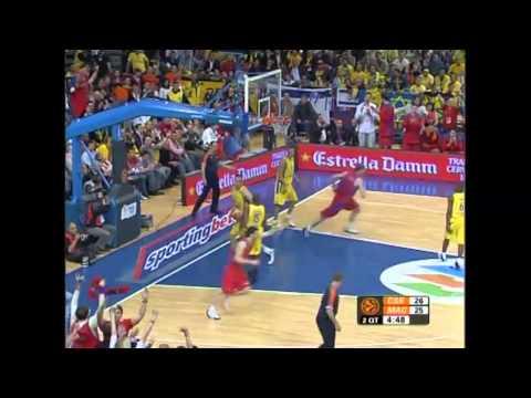 Video - Μακάμπι - ΤΣΣΚΑ: Οι αξέχαστες ματσάρες στα Final 4 και οι Έλληνες πρωταγωνιστές!