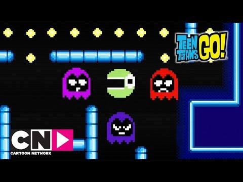 Игры | Юные титаны, вперед! | Cartoon Network