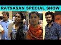 Ratsasan Special show  | #VishnuVishal #Amalapaul #RamKumar #Kollywood #kalakkalcinema