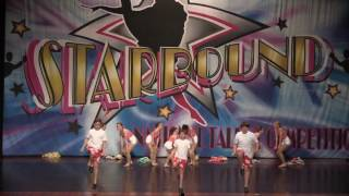 THIS IS HOW WE DO  CONTINUUM DANCE COMPANY  STARBOUND NATIONAL TALEN COMPETITION 2017