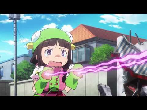 Robot Girls Z, en extrait Vidéo de 4min