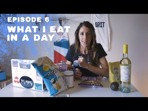 What I Eat in a Day + My Food Allergies and Nutrition Approach