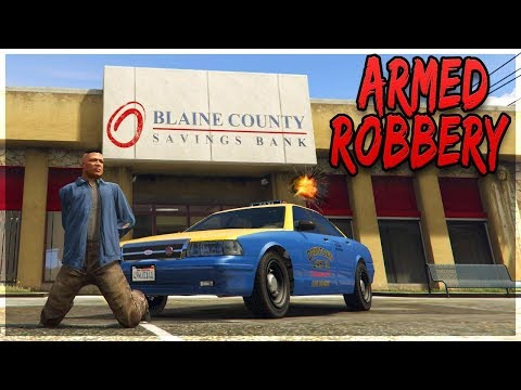 What's Better Than A Robbery? REVENGE ROBBERY (Admin Got MAD) GTA RP