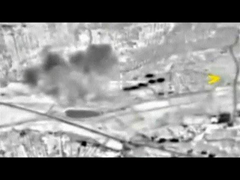 Συρία: Κλιμακώνονται οι επιδρομές ρωσικών μαχητικών