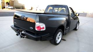2003 Ford F-150 SVT Lightning LOW 16k Orig Miles For Sale Scottsdale AZ Call Joey 480-205-5880