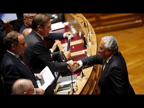 Πορτογαλία: Δεν πήρε ψήφο εμπιστοσύνης η κυβέρνηση Κοέλιο
