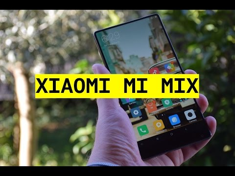 Unboxing Xiaomi Mi Mix in Italiano