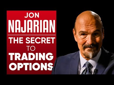 JON NAJARIAN - THE SECRET TO TRADING OPTIONS: Why 99% Of Traders Get It Wrong - PART 1/2 | LR