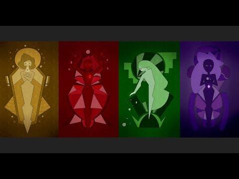 Diamond Authority AU 【 Steven Universe Speedpaint 】