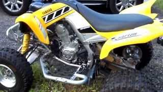 6. 2006 Raptor 700 SE 50th anniversary, BLACK AND YELLOW!