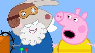 Video Peppa Pig Official Channel | Peppa Pig Loves Jumping in Muddy Puddles! MP3, 3GP, MP4, WEBM, AVI, FLV Juli 2019
