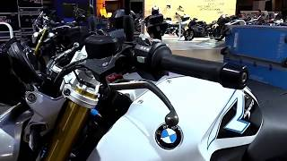 9. 2017 BMW R1200R WB Special Premium Rare Features Edition First Impression