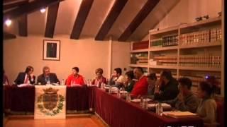 Pleno ordinario del M.I. Ayuntamiento Castalla 26.11.2014