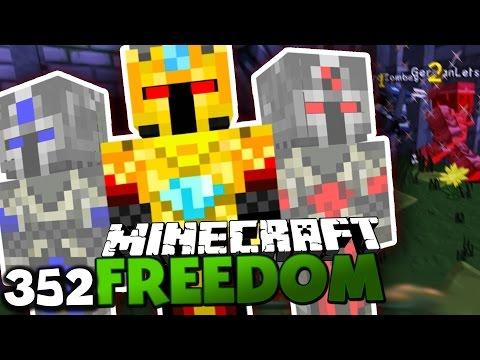 VARO TRAINING 2.0 & DER FINALE PLAN GEGEN XAROTH! ✪ Minecraft FREEDOM #352 [ DEUTSCH ] | Paluten (видео)