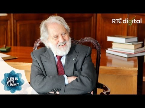Lord Puttnam on his role as Ireland's digital champion | Official Website of David Puttnam | Atticus Education | Technology & The Digital Future