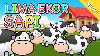 Video Lagu Anak Indonesia | Lima Ekor Sapi MP3, 3GP, MP4, WEBM, AVI, FLV Maret 2019
