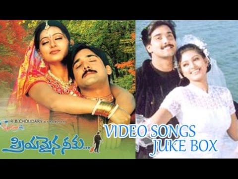 Priyamaina Neeku Video Songs Juke Box    Tarun    Sneha    Preethi