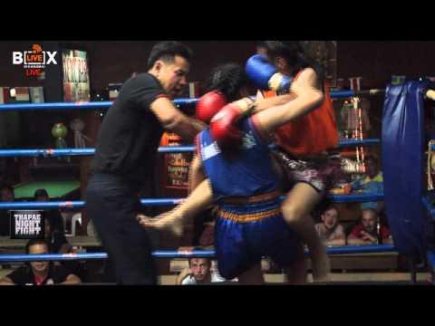 Thapae Night Fight: Battle6 (01 04 2014)