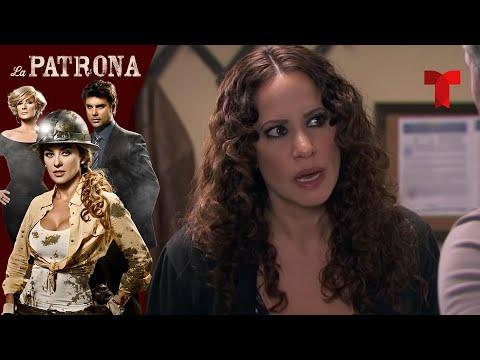 La Patrona / Capítulo 99 (1/5) / Telemundo