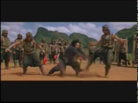 Jackie Chan Around the World in 80 Days China Fight Scene (edited)