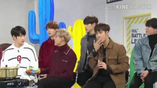 Video Got7 members and Astro's eunwoo fanboying over IOI somi MP3, 3GP, MP4, WEBM, AVI, FLV November 2017