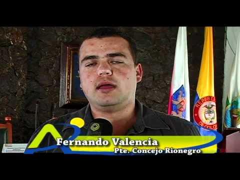 Concejo de Rionegro inicia sesiones extras