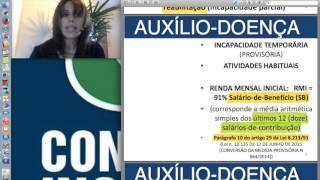 PROFESSORA DE DIREITO PREVIDENCIÁRIO CARINA CERVI.