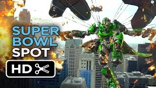Transformers: Age of Extinction - Super Bowl SPOT (2014) - Mark Wahlberg Movie HD