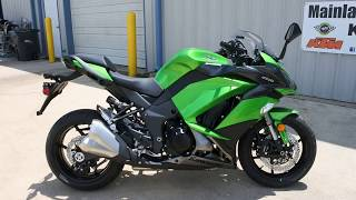 8. Sale $9,999:  2017 Kawasaki Ninja 1000 ABS Review by Mainland Cycle Center