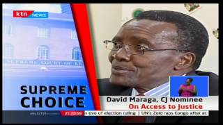 KTN Prime: One On One With Advocate, Ahmednasir Abdullahi, 22/09/16