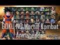 Mortal Kombat: Armageddon Fazendo O Goku