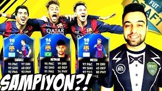 https://goo.gl/PLBab9 ... MSN Messi Suarez Neymar Challenge ! Fut Draft Survivor ... Bugün Barcelona krallariyla akiyoruz .