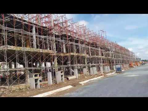 Dự Án Nhà Phố Liền Kề Khu Dân Cư Phong Phú 4 Bình Chánh
