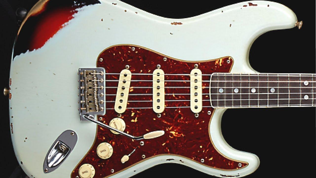 Bluesy Funk Rock | Guitar Backing Track Jam in G #