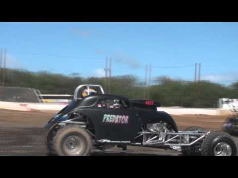 KRP - Sand Drags with team