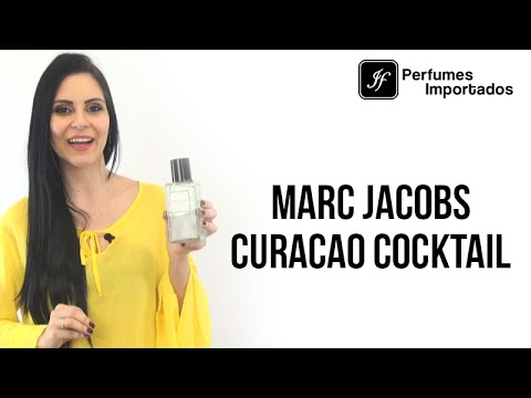 Marc Jacobs Curacao Cocktail Unissex
