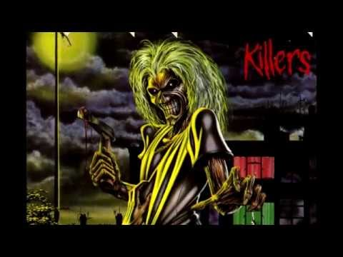 Maiden Vinyl Reissues - The Artwork