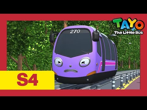 Tayo S4 EP11-15 l Asura the little wizard and more (66 mins) l Tayo Season 4 l Tayo the Little Bus