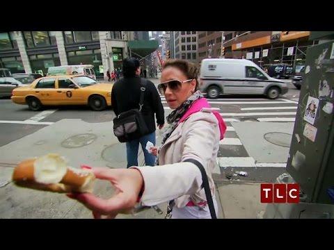 Here, Eat This Pretzel | Leah Remini: It's All Relative
