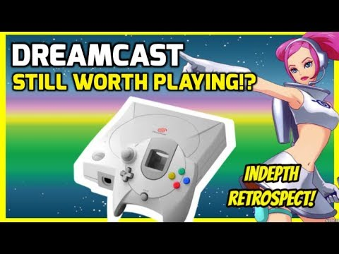 Sega Dreamcast - Is It Worth Playing in 2018!? - Console Review & History - THGM