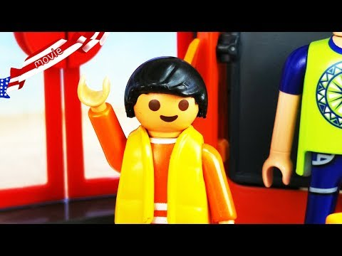 Playmobil Movie Marvin and Jonah - THE WORST DAY - Jonah Farts in front of the Class!