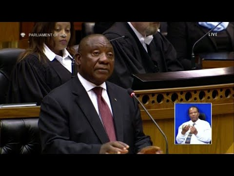 South Africa's new president vows faster land redistribution