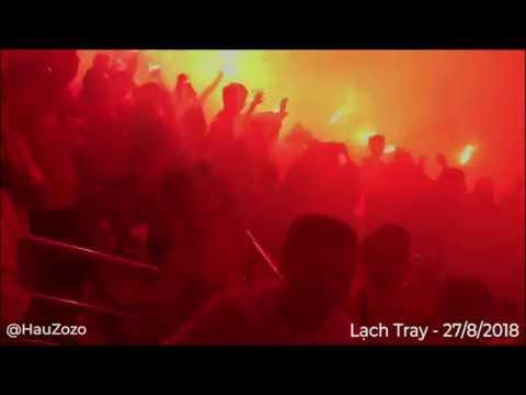 Hau Zozo: Chảo lửa Lạch Tray bốc cháy vì U23 Việt Nam vs U23 Syria - Thời lượng: 73 giây.