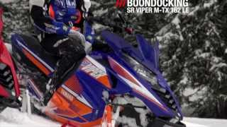 9. 2015 Yamaha SR Viper M-TX Conquer Snow