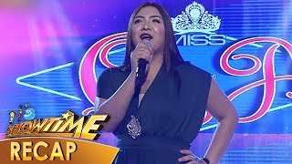 Video It's Showtime Recap: Miss Q & A contestants in their wittiest and trending intros - Week 37 MP3, 3GP, MP4, WEBM, AVI, FLV Januari 2019