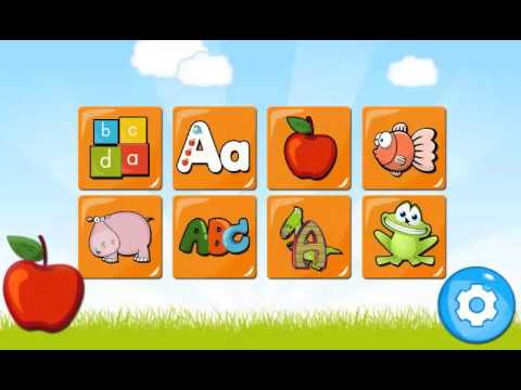 Video of Kids Alphabet Game Lite