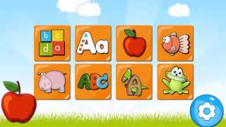 Kids Alphabet Game Lite YouTube video