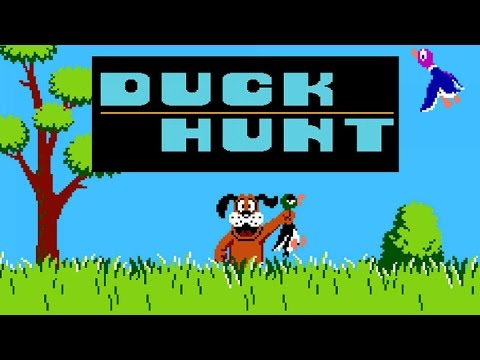 Duck Hunt ► Pro Gameplay from Console [NES/Dendy/Famicom] Full HD (видео)