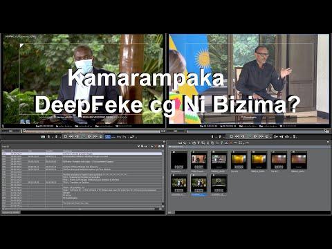 FACE OFF:: Twimare Impaka Kuri Video Perezida Kagame yagiranye na RBA