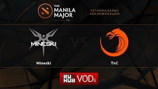 TnC vs Mineski, game 2